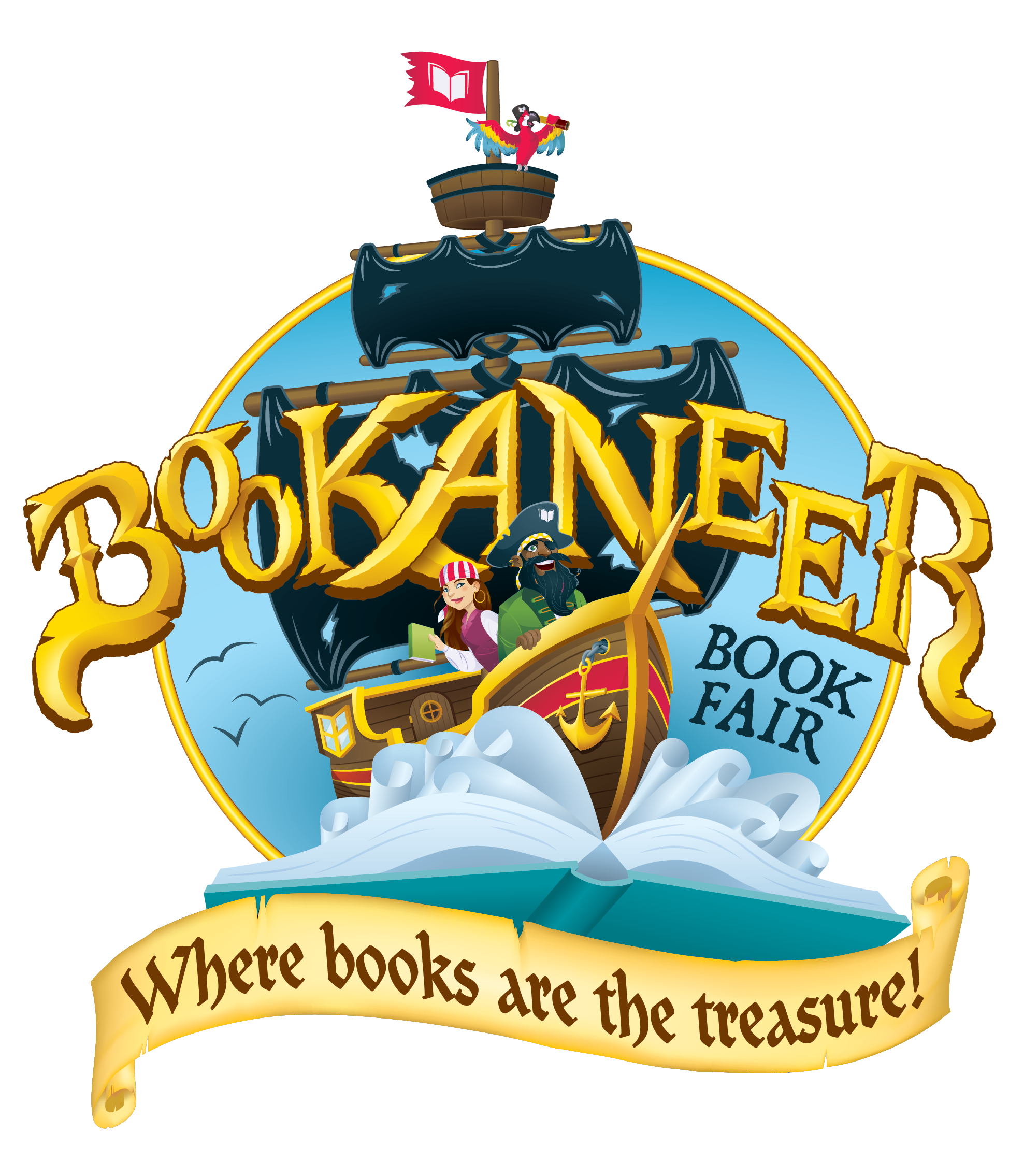 bookaneer-book-fair-logo